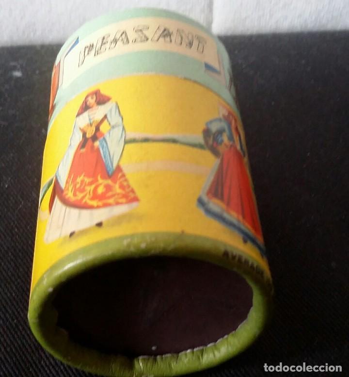 Cajas de Cerillas: ANTIGUA CAJA DE CERILLAS. PEASANT - FOLKLORE. MADE IN ITALY. TIENE CERILLAS - Foto 8 - 117449799