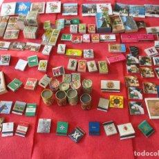 Cajas de Cerillas: CAJAS DE CERILLAS, ANTIGUAS.. Lote 119031499