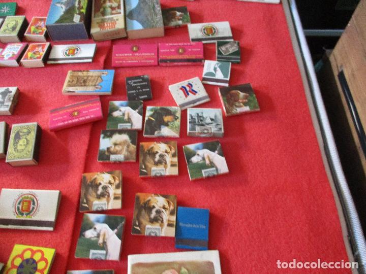 Cajas de Cerillas: Cajas de cerillas, Antiguas. - Foto 5 - 119031499