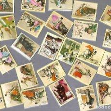 Cajas de Cerillas: LOTE DE 29 CAJAS DE CERILLAS. ESCENAS DE TAUROMAQUIA. TOROS. VER FOTOS. Lote 119091699