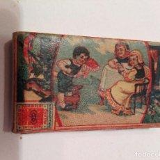 Cajas de Cerillas: MUY ANTIGUA Y RARA CAJA DE CERILLAS VEAN FOTOS. Lote 119849959