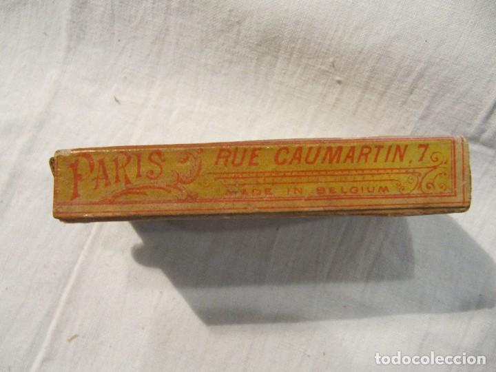 Cajas de Cerillas: MUY ANTIGUA CAJA DE CERILLAS - BOUGIE DE POCHE ROCHE & CIE - GRAND PRIX PARIS 1900 - MADE IN BELGIUM - Foto 6 - 120200763