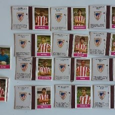 Cajas de Cerillas: (SEVILLA) 14 CAJAS CERILLAS - ATHLETIC BILBAO. Lote 121001395
