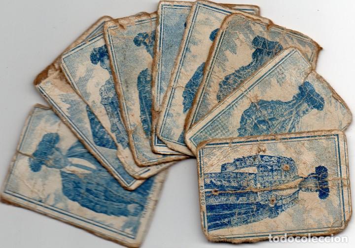TOREROS EN PANELES DE CAJAS DE CERILLAS GREMIO DE FABRICANTES SIGLO XIX (Coleccionismo - Objetos para Fumar - Cajas de Cerillas)