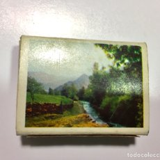 Cajas de Cerillas: CAJA DE CERILLAS BELLEZAS DE ANDORRA. Lote 124577415