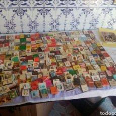 Cajas de Cerillas: LOTE DE 300 CAJAS DE CERILLAS CON PUBLICIDADES. Lote 124700204