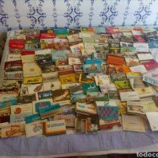 Cajas de Cerillas: LOTE DE 200 CAJAS DE CERILLAS CON PUBLICIDADES. Lote 124700547