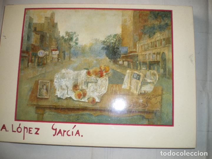 Cajas de Cerillas: CAJA DE CERILLAS DIBUJOS ANTONIO LOPEZ - Foto 11 - 122658527