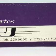 Cajas de Cerillas: TRANSPORTES BOJ BARCELONA *** CAJA CON 12 CAJAS CERILLAS LLENAS TRANSPORTES BOJ. Lote 125212515