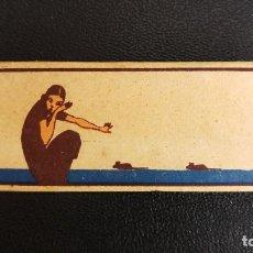 Cajas de Cerillas: CAJA DE CERILLAS LLENA, DE ITALIA S. A. FINANZIARIA FIAMMIFERI ED AFFINI MILANO MUJER RATONES. Lote 153931694
