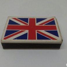 Cajas de Cerillas: CAJA DE CERILLAS GRAN BRETAÑA. Lote 127646598