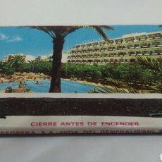 Cajas de Cerillas: CARTERITA DE CERILLAS HOTEL TROPICAL SAN ANTONIO ABAD IBIZA. Lote 127646822