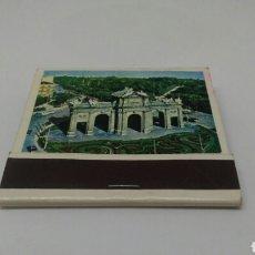 Cajas de Cerillas: CARTERITA DE CERILLAS ANTIGUO PUERTA DE ALCALA N°48 MADRID FOSFORERA ESPAÑOLA. Lote 127652596