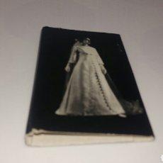 Cajas de Cerillas: CARTERITA DE CERILLAS ANTIGUO MODAS MAYPI BARCELONA. Lote 127688190