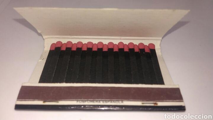 Cajas de Cerillas: CARTERITA DE CERILLAS ANTIGUO MODAS MAYPI BARCELONA - Foto 3 - 127688190