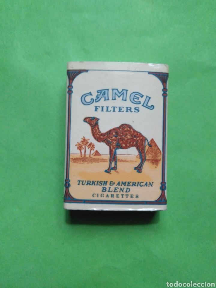 CAJA DE CERILLAS CAMEL (Coleccionismo - Objetos para Fumar - Cajas de Cerillas)