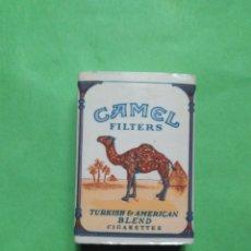 Cajas de Cerillas: CAJA DE CERILLAS CAMEL. Lote 127884626