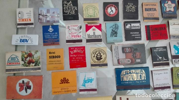 Cajas de Cerillas: BONITA COLECCION 75 CAJAS DE CERILLAS ESPAÑOLAS AÑOS 70-80 DISCOTECAS HOTELES Y MAS - Foto 2 - 127920691