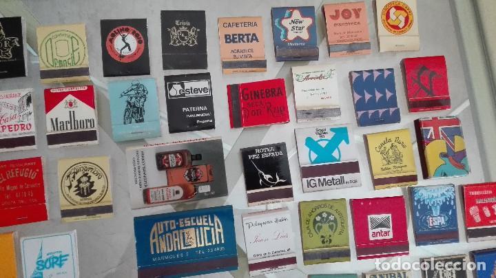 Cajas de Cerillas: BONITA COLECCION 75 CAJAS DE CERILLAS ESPAÑOLAS AÑOS 70-80 DISCOTECAS HOTELES Y MAS - Foto 3 - 127920691