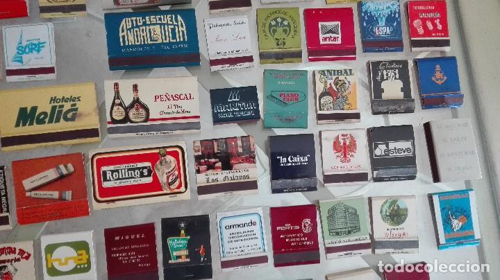 Cajas de Cerillas: BONITA COLECCION 75 CAJAS DE CERILLAS ESPAÑOLAS AÑOS 70-80 DISCOTECAS HOTELES Y MAS - Foto 4 - 127920691