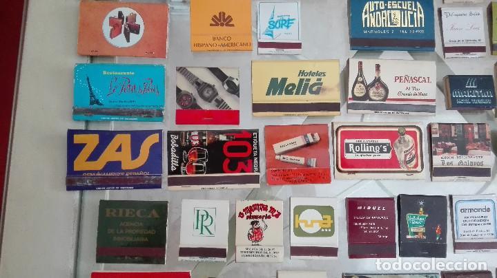 Cajas de Cerillas: BONITA COLECCION 75 CAJAS DE CERILLAS ESPAÑOLAS AÑOS 70-80 DISCOTECAS HOTELES Y MAS - Foto 5 - 127920691