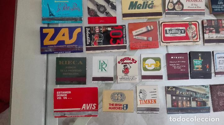 Cajas de Cerillas: BONITA COLECCION 75 CAJAS DE CERILLAS ESPAÑOLAS AÑOS 70-80 DISCOTECAS HOTELES Y MAS - Foto 6 - 127920691