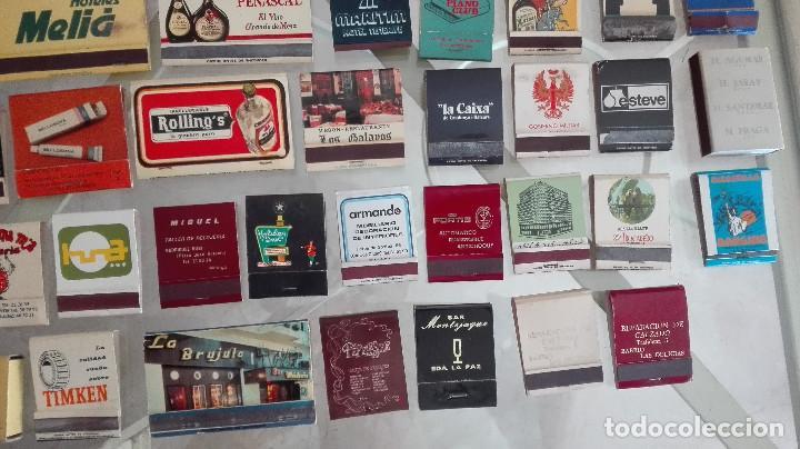 Cajas de Cerillas: BONITA COLECCION 75 CAJAS DE CERILLAS ESPAÑOLAS AÑOS 70-80 DISCOTECAS HOTELES Y MAS - Foto 7 - 127920691