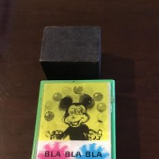 Cajas de Cerillas: MICKEY MOUSE CAJA DE CERILLAS TRIDIMENSIONAL RARA. Lote 128164607
