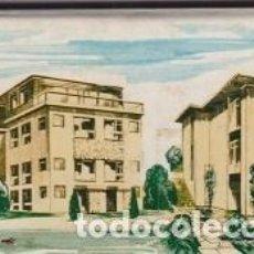 Cajas de Cerillas: CAJA DE CERILLAS, PUBLICIDAD CONSTRUCIONES (CC18). Lote 128377523