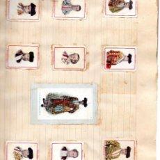 Cajas de Cerillas: ÁLBUM CON MÁS DE 200 FOTOTIPIAS-FRENTES DE CAJAS DE CERILLAS SIGLO XIX PRINCIPIOS DEL XX. Lote 130504798