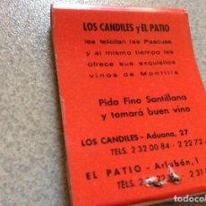 Cajas de Cerillas - Carterita cerillas - 132147158