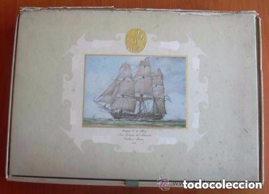 Cajas de Cerillas: Veleros en la historia Argentina, 18 cajas de cerillas - Completa - Ver fotos adicionales - Foto 2 - 132374670
