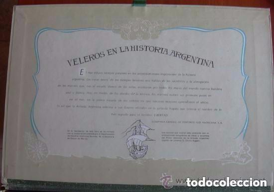 Cajas de Cerillas: Veleros en la historia Argentina, 18 cajas de cerillas - Completa - Ver fotos adicionales - Foto 3 - 132374670