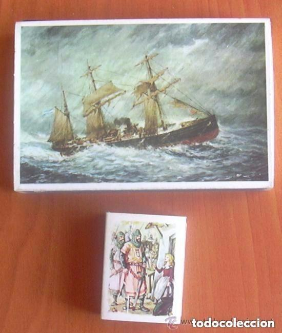 Cajas de Cerillas: Veleros en la historia Argentina, 18 cajas de cerillas - Completa - Ver fotos adicionales - Foto 5 - 132374670