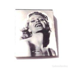 Cajas de Cerillas: CAJA DE CERILLAS RITA HAYWORTH. Lote 132566186
