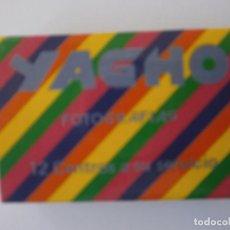 Cajas de Cerillas: 1 CAJA DE CERILLAS FOTO YAGO VALLADOLID. Lote 134426438