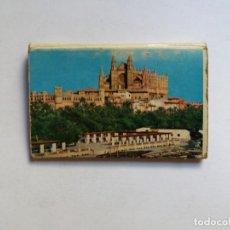 Cajas de Cerillas: CAJA DE CERILLAS - LA MERCANTIL BARCELONA - RECUERDO DE MALLORCA. Lote 135669927