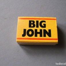 Cajas de Cerillas: CAJA DE CERILLAS CERVEZA JOHN SMITH´S BIG JOHN 6X4CM APROX. Lote 136279382