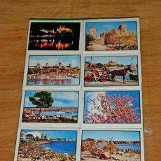 Cajas de Cerillas: 10 CAJAS CERILLAS RECUERDO DE PALMA DE MALLORCA. Lote 136362190