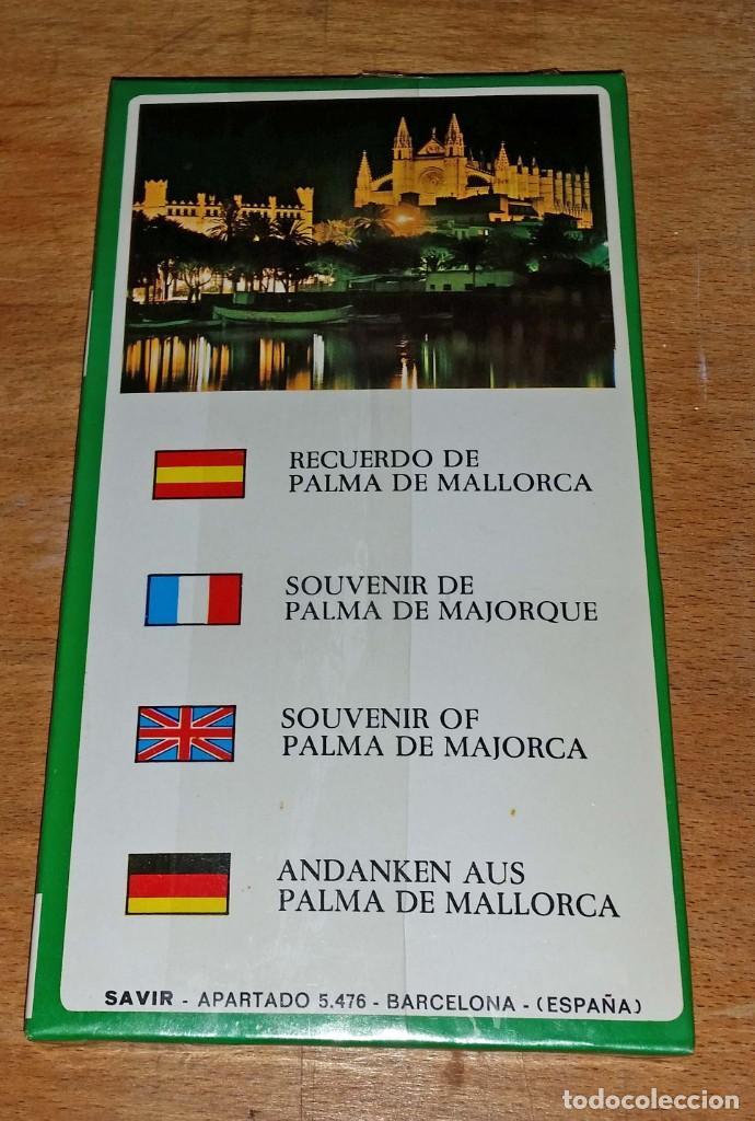 Cajas de Cerillas: 10 CAJAS CERILLAS RECUERDO DE PALMA DE MALLORCA - Foto 2 - 136362190