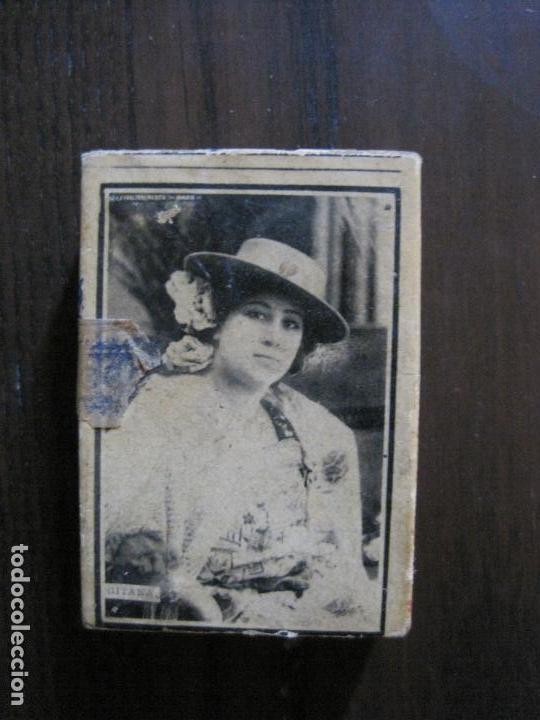 CAJA DE CERILLAS- FABRICA DE PALMA -CLASE EXTRA- 10 CENTIMOS -VER FOTOS -(V-15.049) (Coleccionismo - Objetos para Fumar - Cajas de Cerillas)
