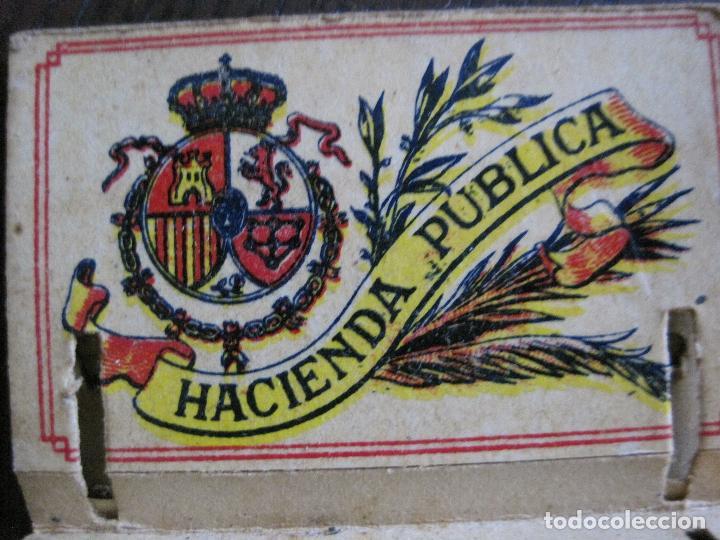 Cajas de Cerillas: CAJA DE CERILLAS- FABRICA DE PALMA -CLASE EXTRA- 10 CENTIMOS -VER FOTOS -(V-15.049) - Foto 8 - 136512306