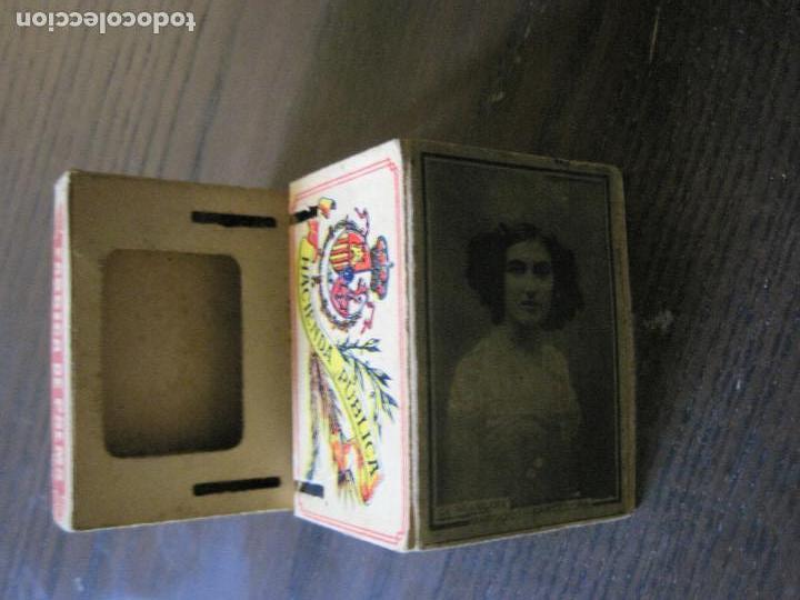 Cajas de Cerillas: CAJA DE CERILLAS- FABRICA DE PALMA -CLASE EXTRA- 10 CENTIMOS -VER FOTOS -(V-15.049) - Foto 11 - 136512306