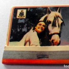 Cajas de Cerillas: CAJA DE CERILLAS - CON PUBLICIDAD - PEDRO DOMECQ (VER FOTOS). Lote 136592118
