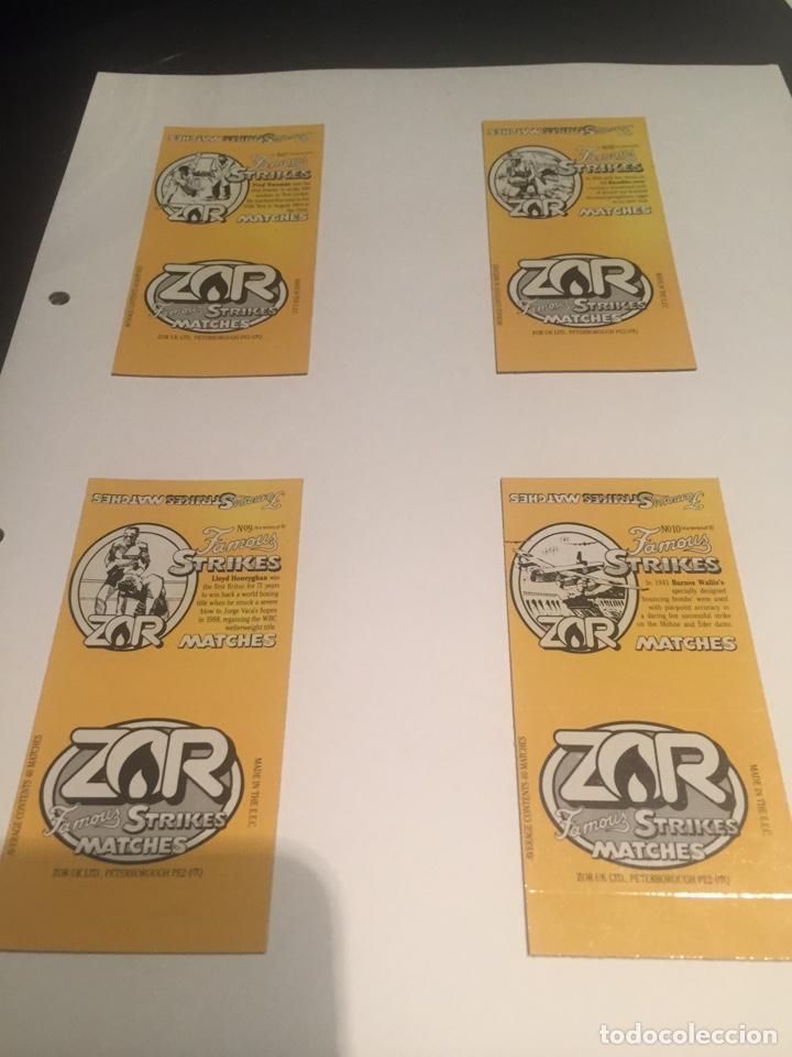 25 tapas famous strikes amarillas - Sold through Direct Sale
