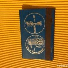 Cajas de Cerillas: CAJA DE CERILLAS MUNDIAL DE FÚTBOL MÉXICO 1970. Lote 138082538