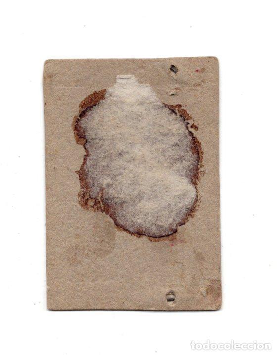 Cajas de Cerillas: CROMO DE CAJA DE CERILLAS, AÑOS 30, TRAJES REGIONALES SERIE 8 ,Nº 10, PIEDRAHITA ,AVILA - Foto 2 - 138709454