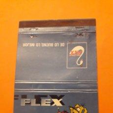 Cajas de Cerillas: CARTERA CERILLAS FLEX. Lote 139586738