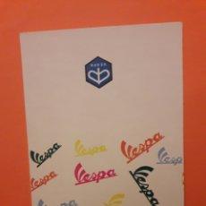 Cajas de Cerillas: CARTERA CERILLAS - VESPA (AÑOS 60). Lote 139587108