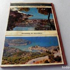 Cajas de Cerillas: CARTERITA DE CERILLAS EN PLANCHA - RECUERDO DE MALLORCA. Lote 139661294